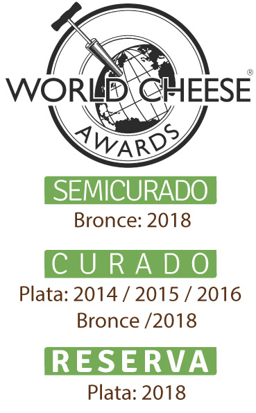 Premios World Cheese Awards al mejor queso del mundo